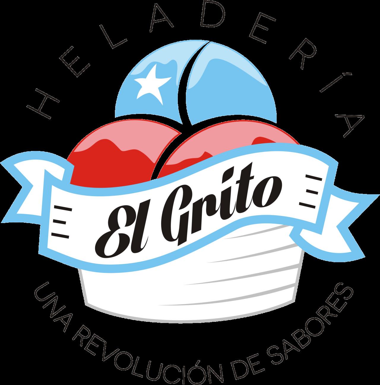 Logo Heladeria El Grito Final